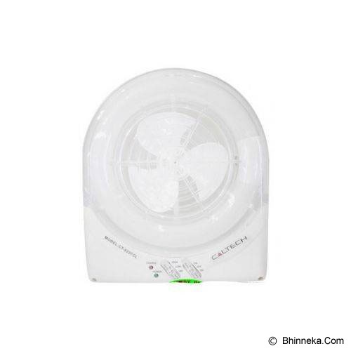 CALTECH Emergency Lamp + Fan [CT 922] - Lampu Emergency